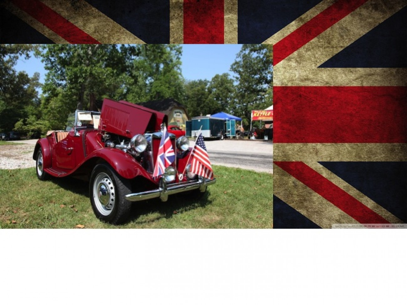 Come enjoy the British Motorcar Show!