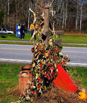 Featured Volunteers: Autumn Decorating Group