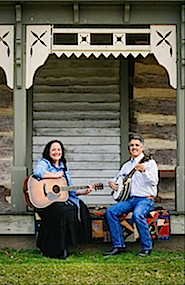 Buy tickets online to April 24 bluegrass and ballads concert in our Theatre