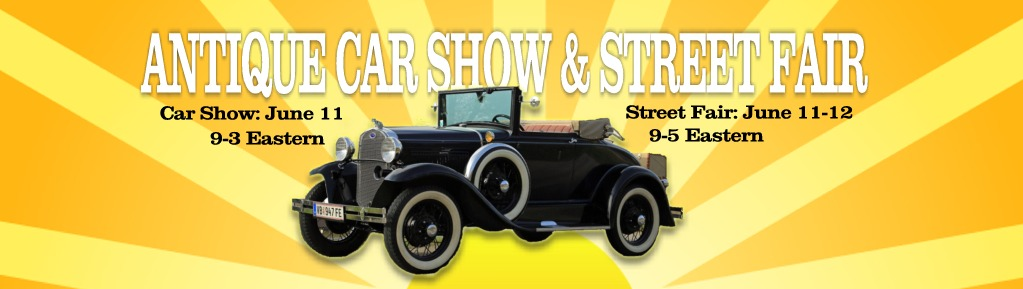 Historic Rugby Is Venue For Antique Car Show and Street Fair June 11-12