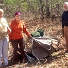 Invasive plant removal and hikes: March 15