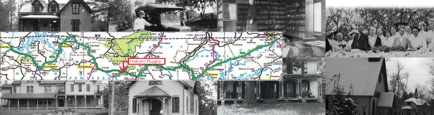 Cumberland Historic Byway Meetings
