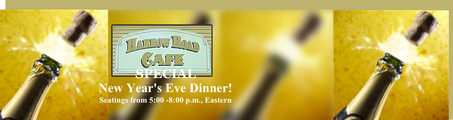 Make reservations for dinner now!