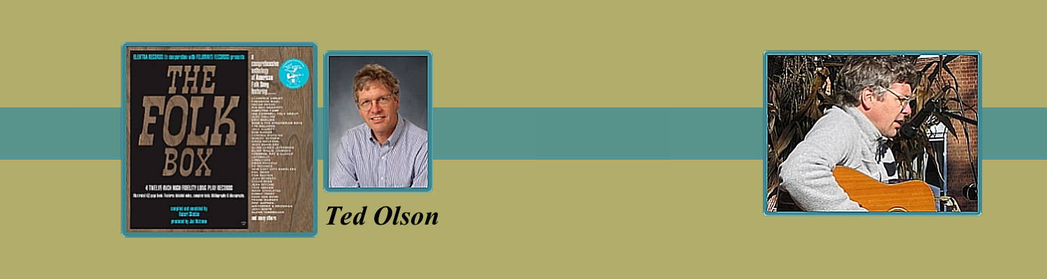 Ted Olson, May 18 at 1:00 pm, ET!