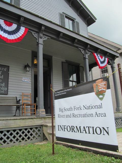 Grand opening of BSF Rugby Ranger Station! 12:00 pm, ET, Sat., June 21st