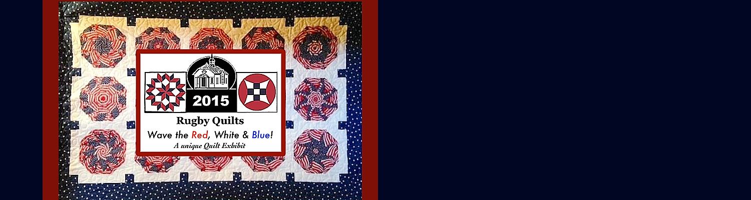 Come to our 2 day Quilt Show! 4/10-11