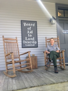 BSF Ranger Station open weekends through October 3rd!