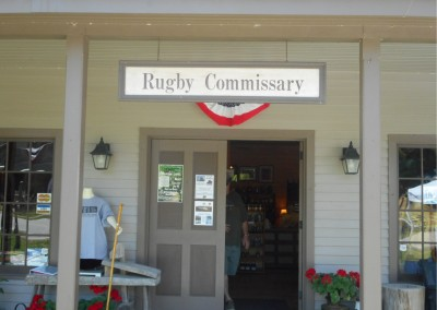 Rugby Commissary
