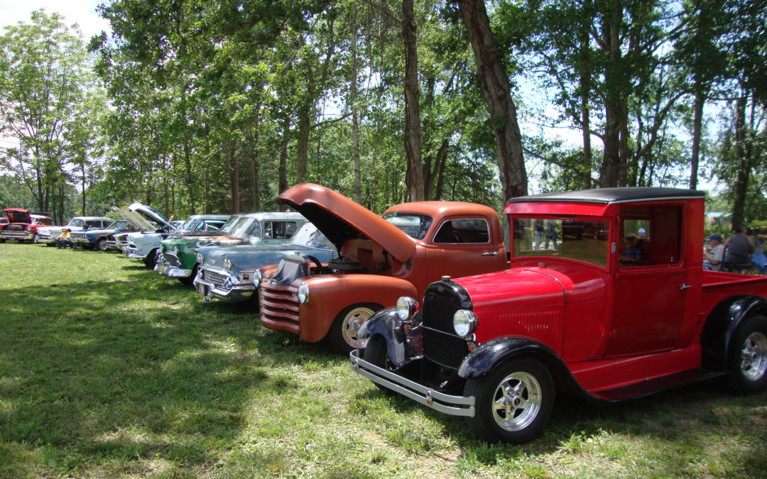Classic Car Show CANCELLED