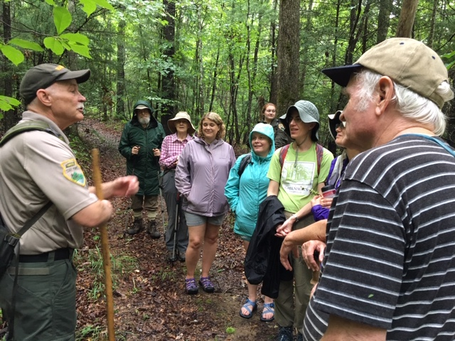 3rd Saturday Hike with Randy Hedgepath, Jan. 18