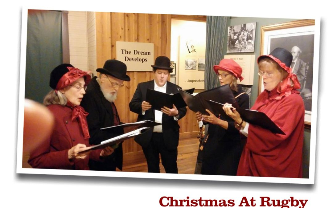 Christmas At Rugby, Dec. 7