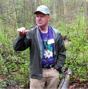 Free Guided Wildflower Hike With Dr. Larry Pounds