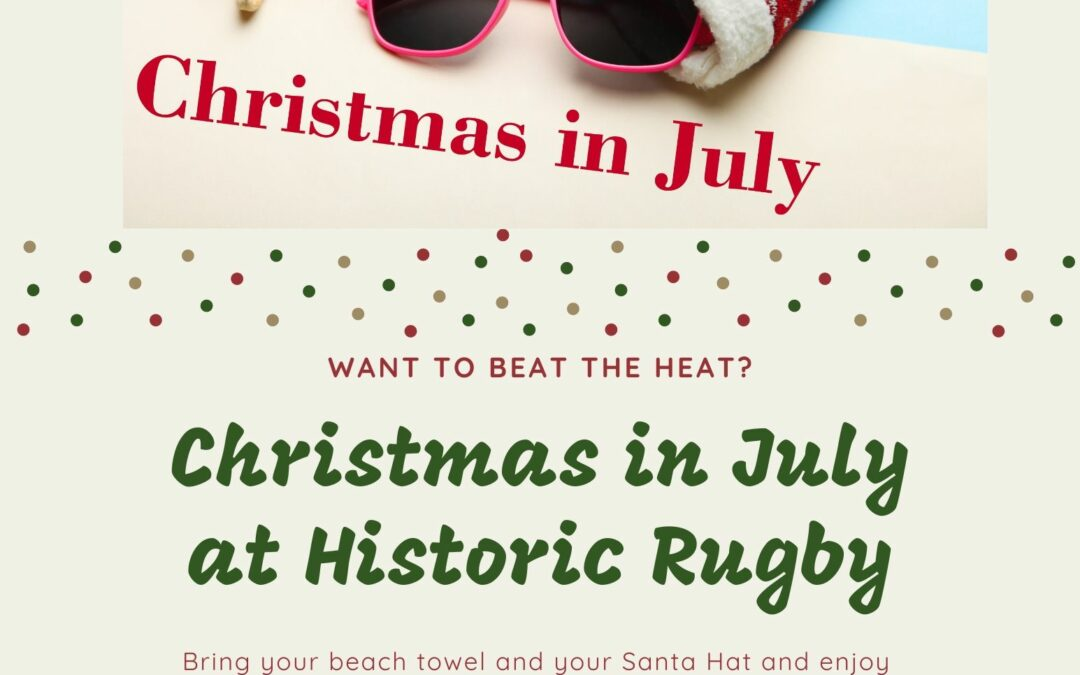 Christmas in July, July 11