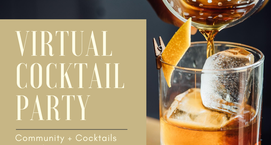 Virtual Community Cocktail Party