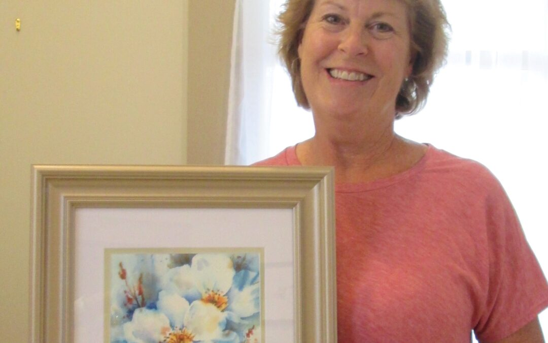 'Meet the Artist' in The Gallery, Sept. 11