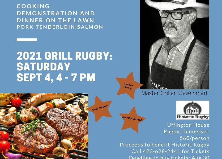 Grill Rugby, Sept. 4