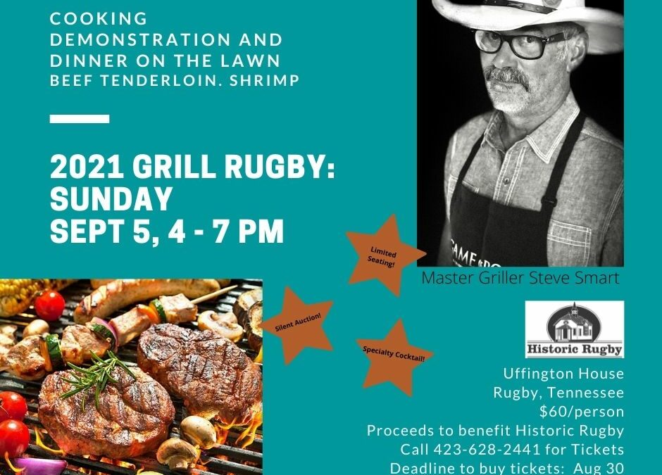 Grill Rugby, Night Two, Sept. 5